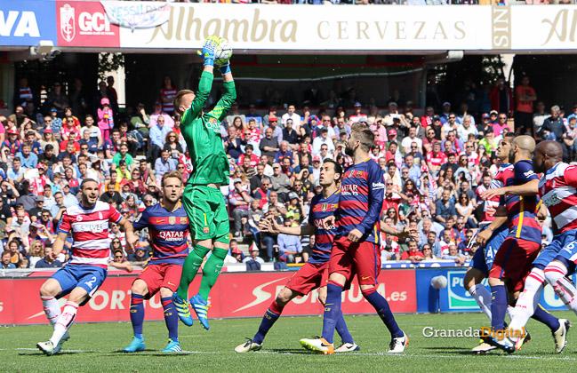 Granada CF - FC Barcelona - Galería partido-15