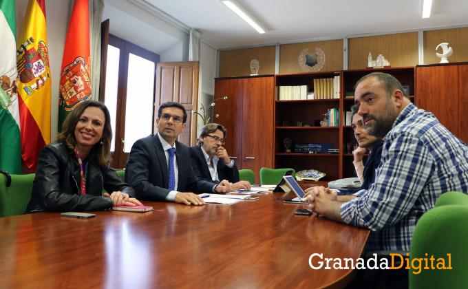 Portavoces Granada 1 - Cristina Chaparro