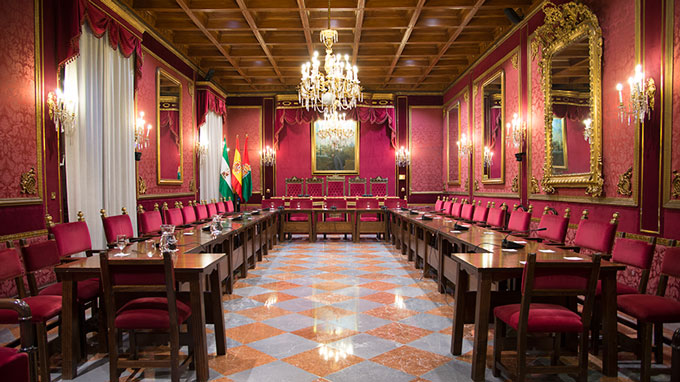 Salon-Pleno-Ayuntamiento-Granada-GetlyArce