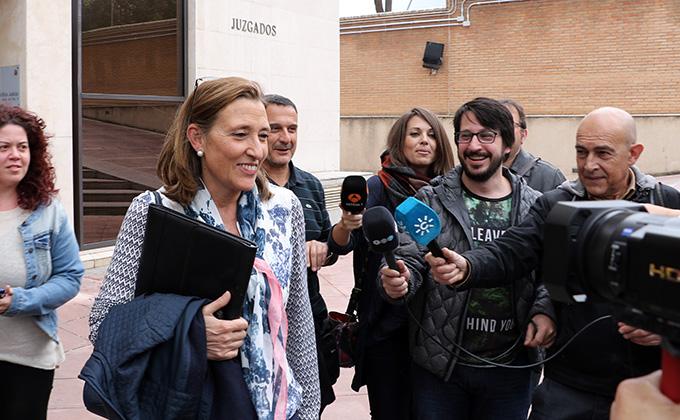 isabel nieto delcaraciones juzgado operación nazarí