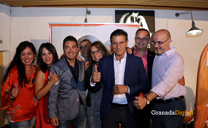 26J Luis Salvador discurso Rivera atril 4 olivares lorena rodirguez raul fernandez