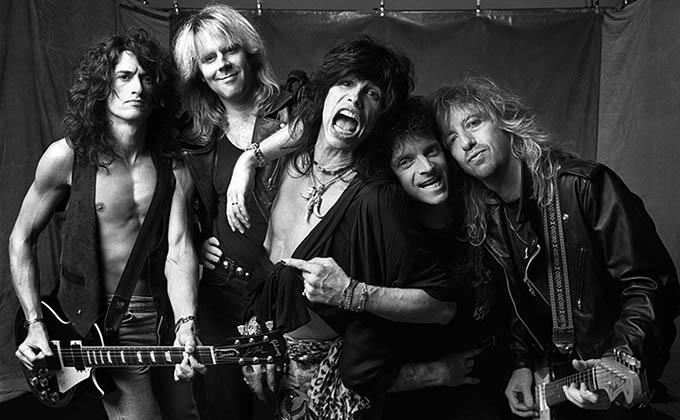 Discos,bandas y artistas sobrevalorados. - Página 3 Aerosmith