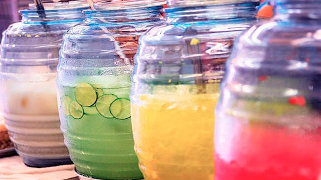 Bebidas típicas mexicanas para el calor andaluz