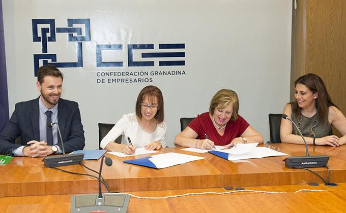 Convenio Granadown Federación Provincial de Comercio