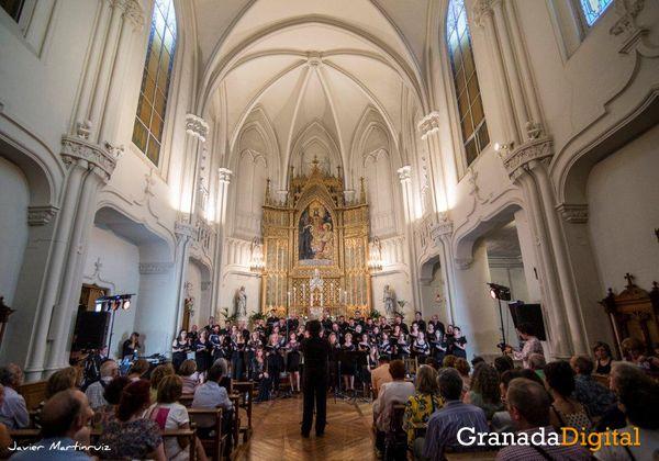 Coro de la Universidad Javier Martin Ruiz10