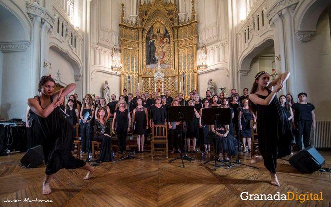 Coro de la Universidad Javier Martin Ruiz11