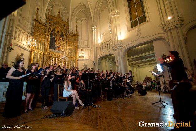 Coro de la Universidad Javier Martin Ruiz13