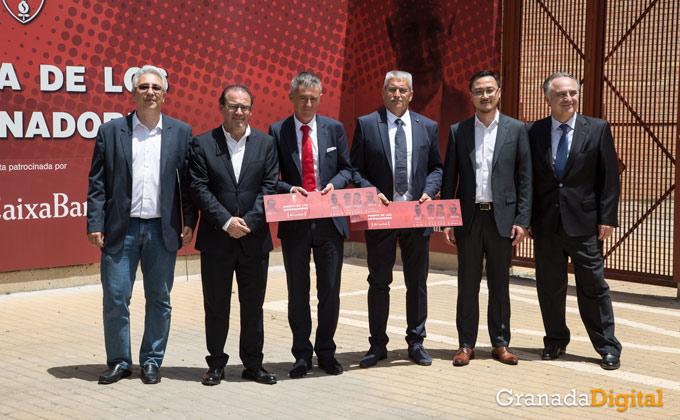Granada-CF---Javier-Gea--1 puerta de los entrenadores