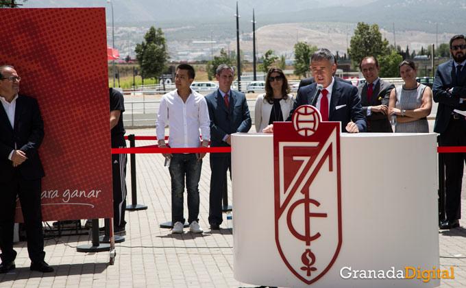 Granada-CF---Javier-Gea--2 lucas alcaraz puerta de los entrenadores