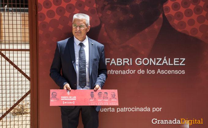 Granada-CF---Javier-Gea--3 puerta de los entrenadores fabri