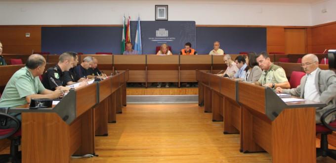 Reunión de la Junta Local de Prevención y Extinción de Incendios Forestales