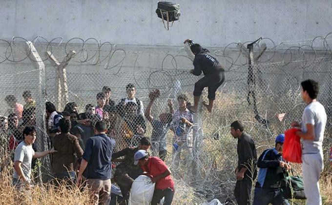 frontera siria turquia