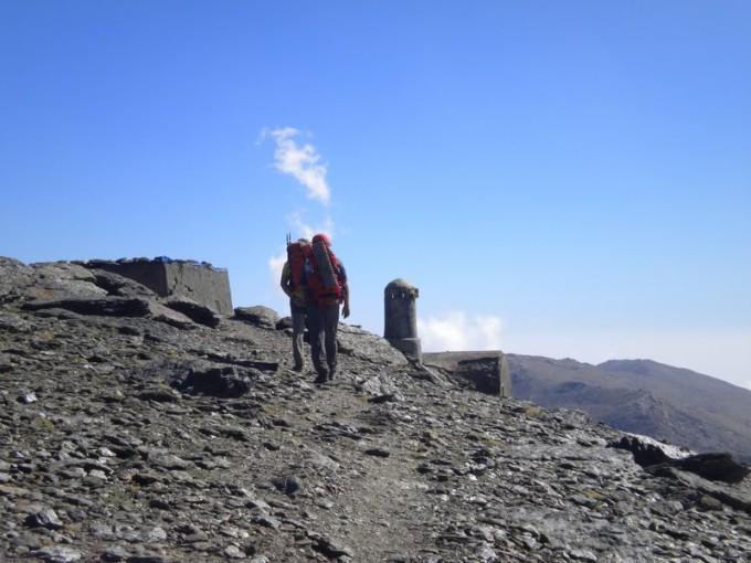trekking-sierra-nevada