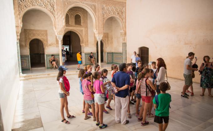 verano-alhambra-niños