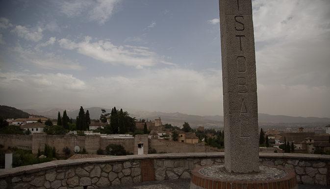 Calima Calor Granada miradores vistas-12 san cristobal