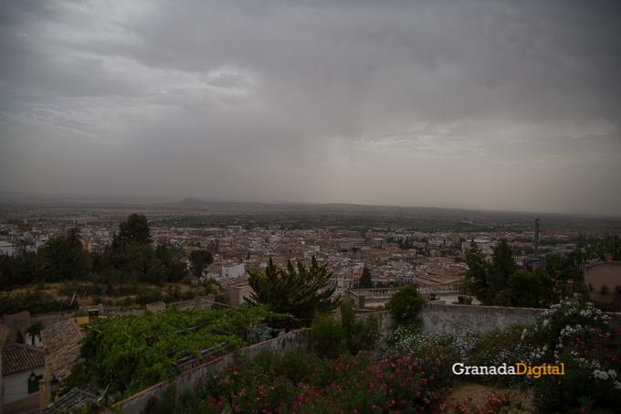 Calima Calor Granada miradores vistas-13