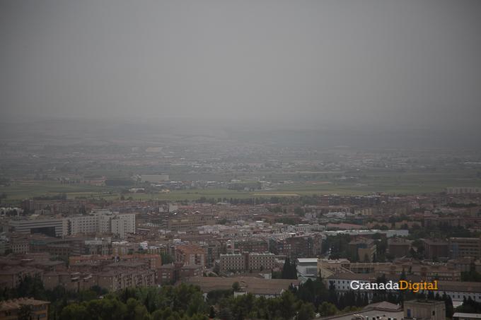 Calima Calor Granada miradores vistas-2