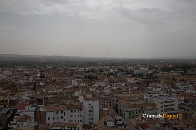 Calima Calor Granada miradores vistas-20