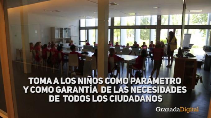 El-Laboratorio-Internacional-Ciudad-de-Los-Niños-trae-el-análisis-del-papel-de-la-infancia-a-Granada