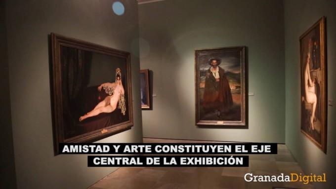 Exposición-Falla-y-Zuloaga-en-Granada