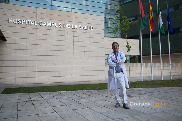 Manuel Bayona Gerente Hospitales PTS Campus de la Ssalud-1