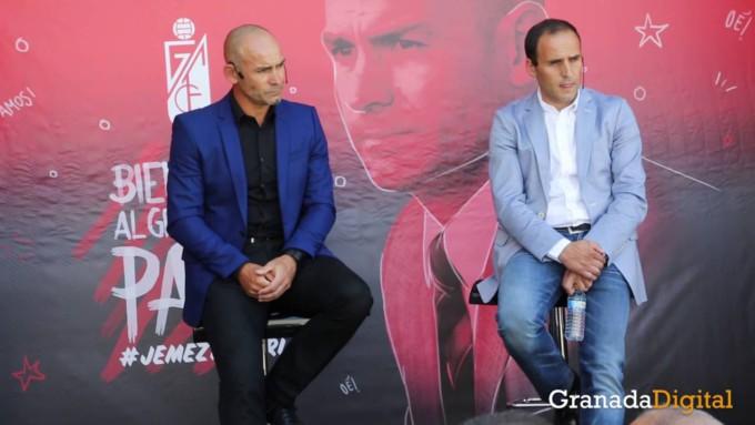 Presentación-del-nuevo-entrenador-del-Granada-CF-Paco-Jémez