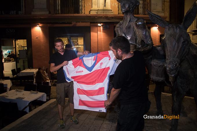 Primera Camiseta Granada Cf estatuas Granada-19