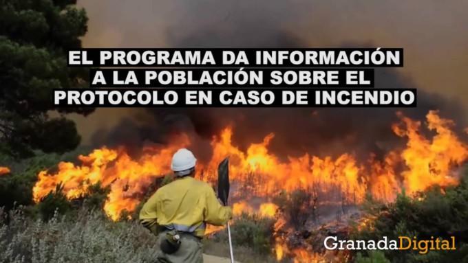 Programa-de-prevención-de-incendios-forestales-en-Granada