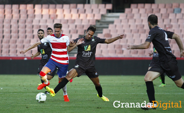 Granada C.F. B -AT. Mancha Real