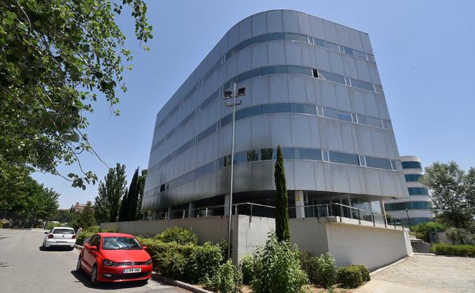 Edificio Diputacion