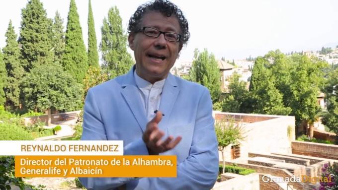 Entrevista-a-Reynaldo-Fernández-director-del-Patronato-de-la-Alhambra
