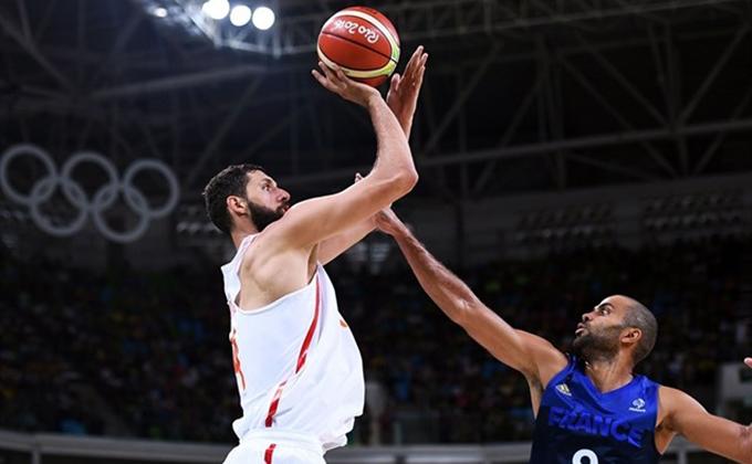España - Francia baloncesto
