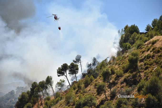 Incendio Cenes Serrallo 2016