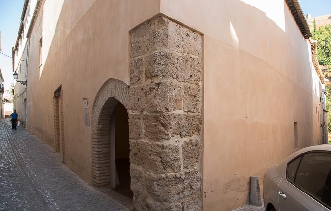 casa de la moneda BIC pintadas caámras albaicín-2