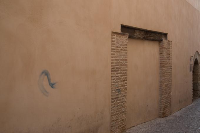 casa de la moneda BIC pintadas caámras albaicín-3
