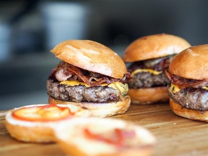 dieta occidental hamburguesas