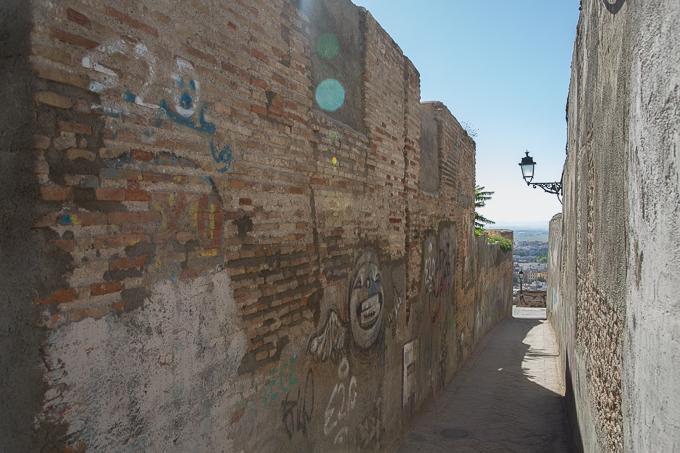 palacio dar al horra arco de las montas BIC pintadas caámras albaicín-13