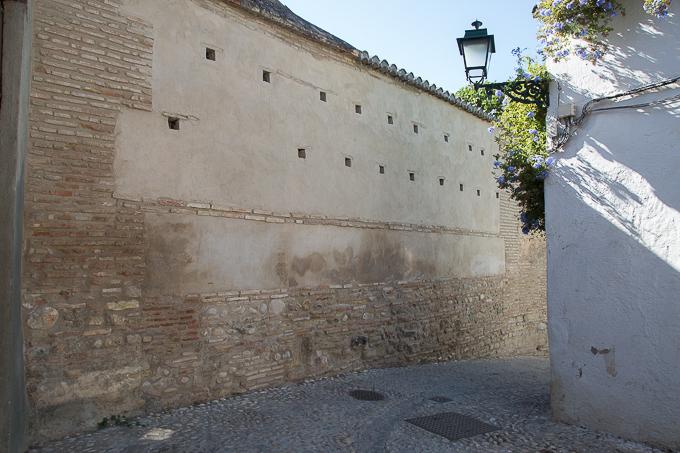 palacio dar al horra arco de las montas BIC pintadas caámras albaicín-2