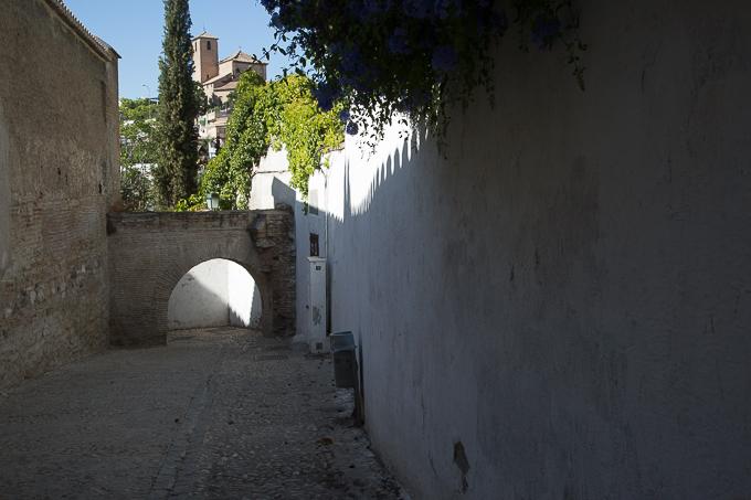 palacio dar al horra arco de las montas BIC pintadas caámras albaicín-4