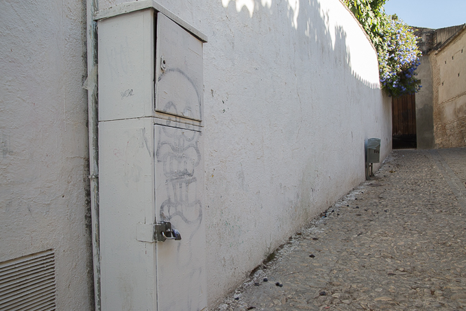 palacio dar al horra arco de las montas BIC pintadas caámras albaicín-5