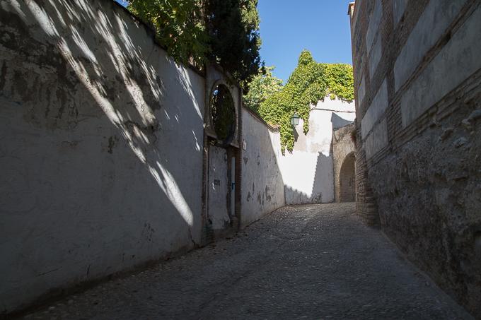 palacio dar al horra arco de las montas BIC pintadas caámras albaicín-6