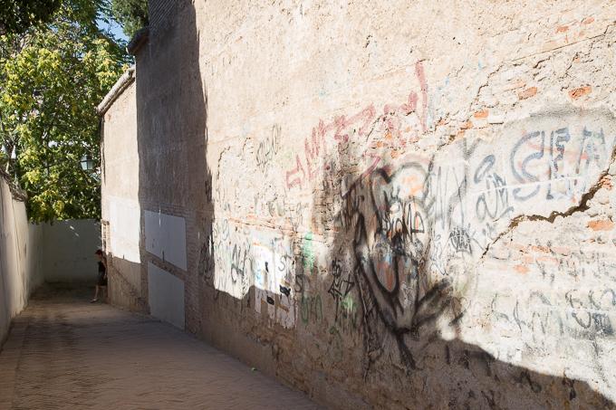 palacio dar al horra arco de las montas BIC pintadas caámras albaicín-8