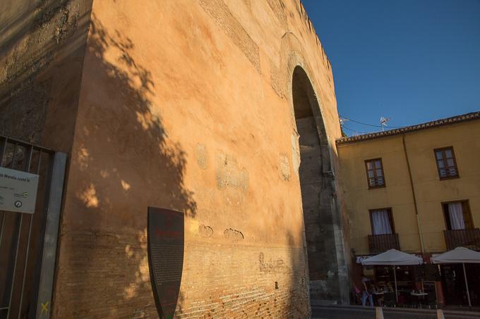 puerta elvira BIC pintadas caámras albaicín-2