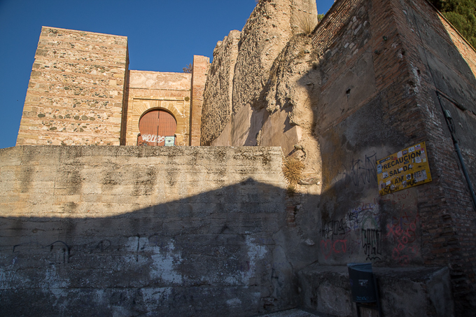 puerta monaita BIC pintadas caámras albaicín-3