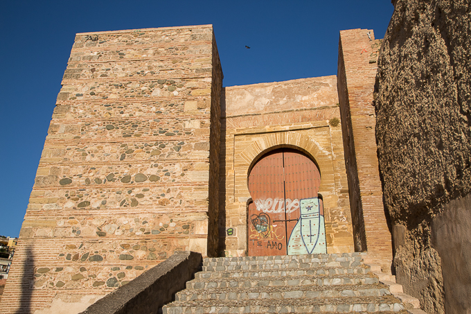 puerta monaita BIC pintadas caámras albaicín-5