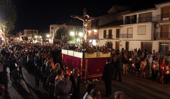 14_09_2016 Procesión Cristo de la Victoria Fuente Vaqueros (36)