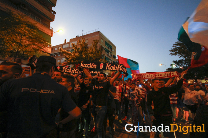 GRANADA C.F. - ATHLETIC CLUB DE BILBAO