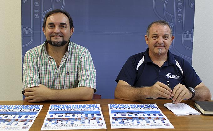 el-concejal-de-deportes-miguel-angel-munoz-en-la-presentacion-de-las-actividades-de-la-piscina-municipal-para-la-temporada-2016-2017