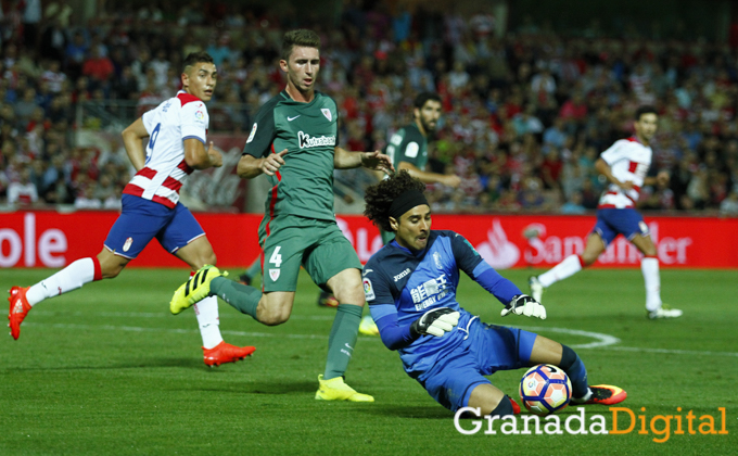ochoa GRANADA C.F. - ATHLETIC CLUB DE BILBAO