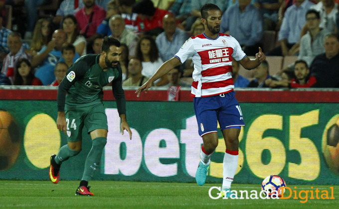 Carcela- GRANADA C.F. - ATHLETIC CLUB DE BILBAO